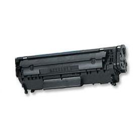 Kompatible Tonerkartusche HP Q2612A, 12A, Canon FX10, Cartridge CRG 703 black, schwarz