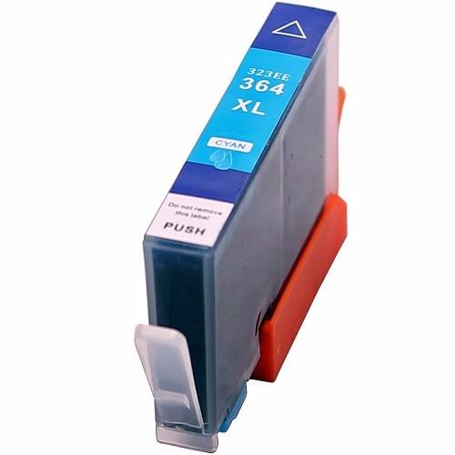 Druckerpatrone wie HP 364 XL cyan - HP CB323EE, CB318EE