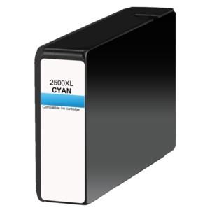 Kompatible Druckerpatrone Canon PGI-2500 XL Cyan, 9265B001