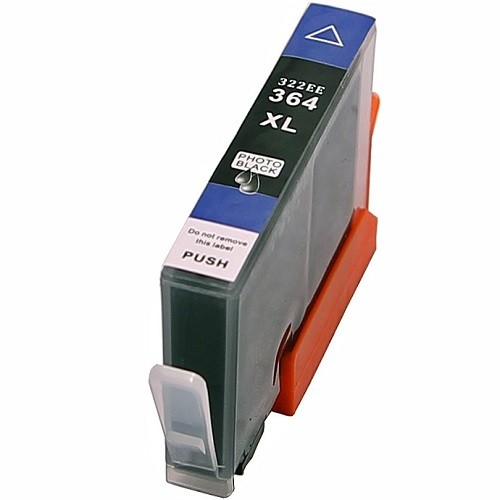 Kompatible Druckerpatrone HP 364 XL photo-black - HP CB322EE, CB317EE