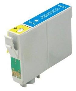 Kompatible Druckerpatrone Epson T1302 Cyan XL