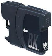 Kompatible Druckerpatrone Brother LC-980 BK, LC-1100 HY-BK Black, Schwarz