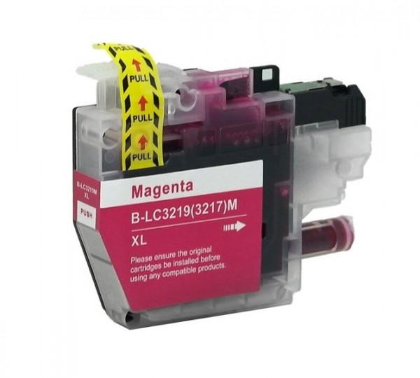 Kompatible Druckerpatrone Brother LC-3219 XL-M Magenta