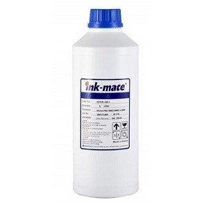 500 ml INK-MATE Tinte BR330 cyan - Brother LC-970, 980, 985, 1000, 1100, 12xx, LC-12x, LC-22x...