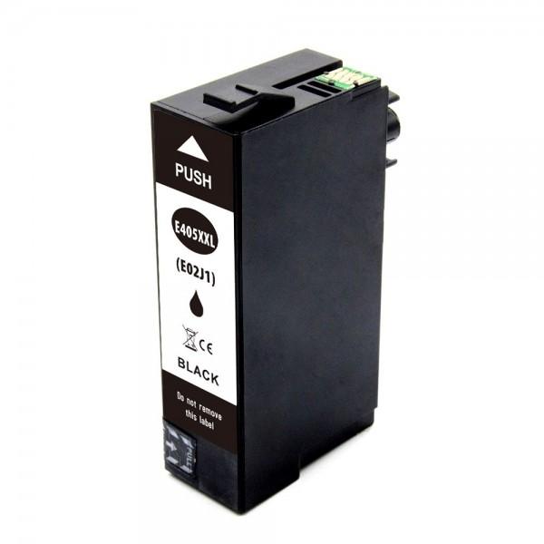 Kompatible Druckerpatrone Epson 405 XXL Schwarz, Black