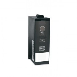 Druckerpatrone wie Lexmark 100 schwarz, black XL, XLA - 14N1068E, 14N1092