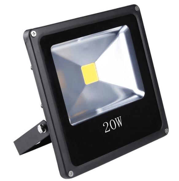 20 Watt LED Außenstrahler - Flutlicht - entspricht 150 Watt Halogenstrahler