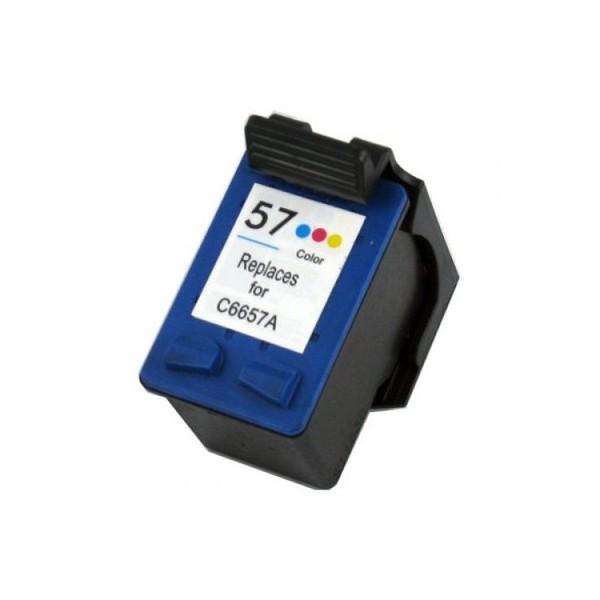 Refill Druckerpatrone HP 57 XL color, dreifarbig - C6657AE
