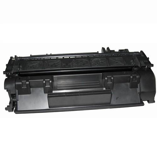 XL Tonerkartusche wie HP CE505X, 05X, Canon Cartridge CRG 719 H black, schwarz