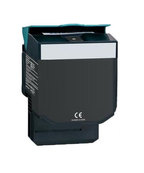 XL Tonerkartusche für Lexmark C544, C546, X544, X546, X548 Black, Schwarz C544X1KG, C544X2KG
