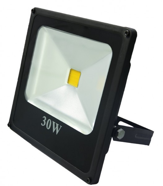 30 Watt LED Außenstrahler - Flutlicht - entspricht 250 Watt Halogenstrahler