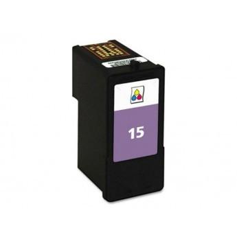 Refill Druckerpatrone Lexmark 15 color, dreifarbig - 18C2110E