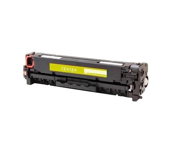 Tonerkartusche wie HP CE412A - 305A Yellow