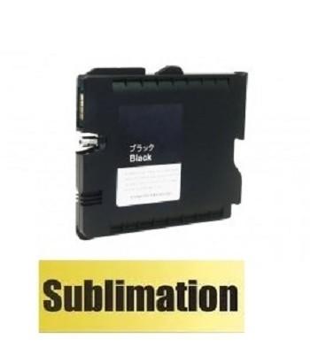 Druckerpatrone wie Ricoh GC-41 XL schwarz, black, 405761, 405765 mit SUBLIMATIONSTINTE