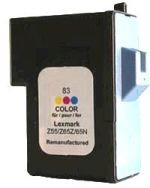 Refill Druckerpatrone Lexmark 33 color, dreifarbig - 18CX033 (HC)