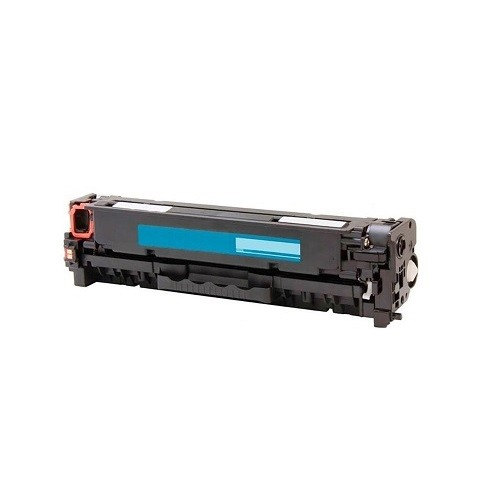 Kompatible Tonerkartusche HP CC531A - 304A Cyan + Canon Cartridge CRG 718 Cyan