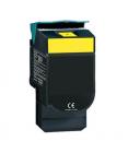 Tonerkartusche für Lexmark CS317, CS417, CS517, CX317, CX417, CX517 Yellow - 71B20Y0