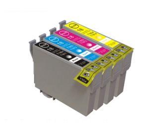 Druckerpatronen Set wie Epson T1811, T1812, T1813, T1814, T18 XL - T1806, T1816