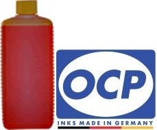 250 ml OCP Tinte Y512 yellow für Brother LC-221, LC-223, LC-225