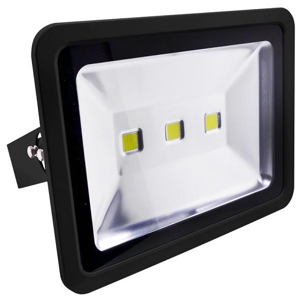Sonderpreis - 150 Watt LED Außenstrahler, Flutlicht - Warmweiß 3500K