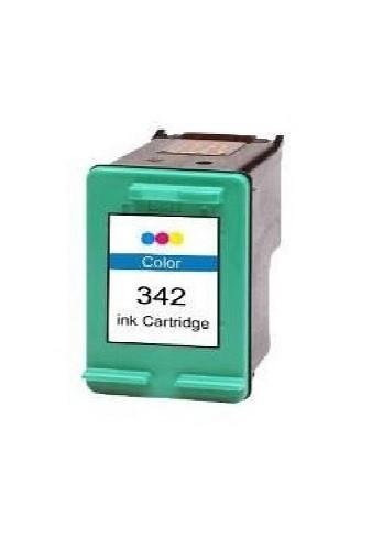 Refill Druckerpatrone HP 342 XL color, dreifarbig - C9361EE