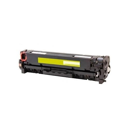 Tonerkartusche wie HP CC532A - 304A Yellow + Canon Cartridge CRG 718 Yellow