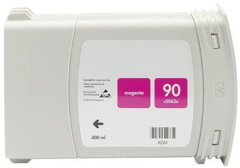 Refill Druckerpatrone HP 90 XL magenta C5063A