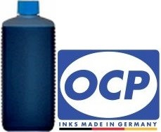 500 ml OCP Tinte C512 cyan für Brother LC-221, LC-223, LC-225