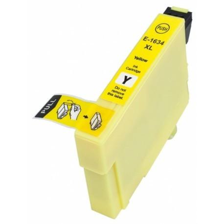 Kompatible Druckerpatrone Epson T1634, T16 XL yellow