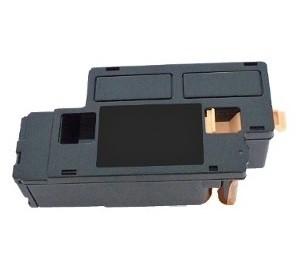 Tonerkartusche für DELL C 1660 Black, Schwarz - 593-11130, 7C6F7, 4G9HP