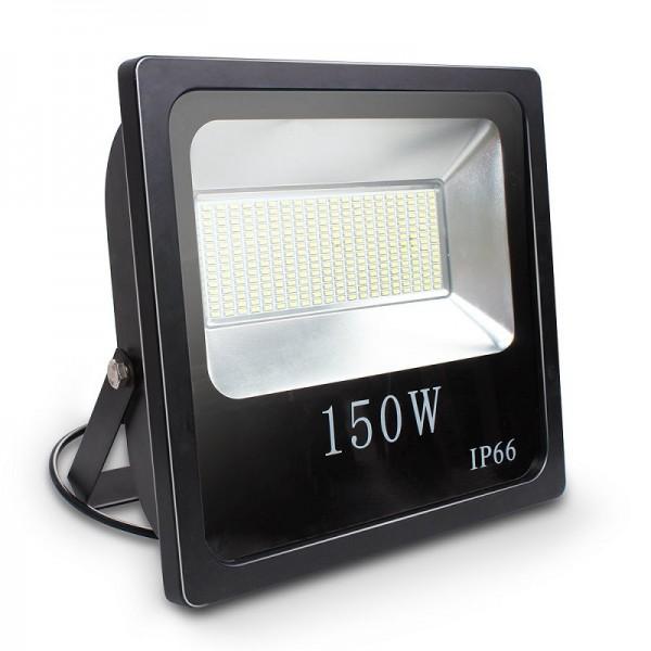 Sonderpreis - 150 Watt LED Außenstrahler, Flutlicht (B)- Kaltweiß 6000K