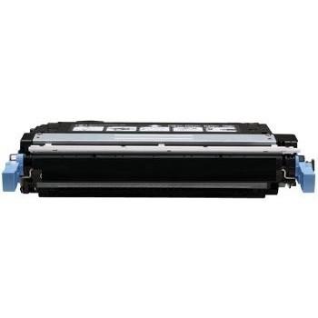Tonerkartusche wie HP CB400A - 642A Black, Schwarz