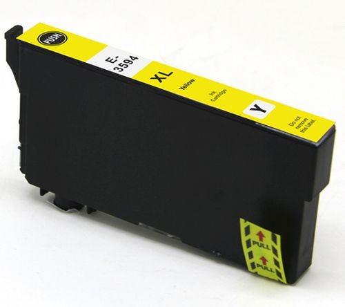 Kompatible Druckerpatrone Epson T3594, T35 XL Yellow