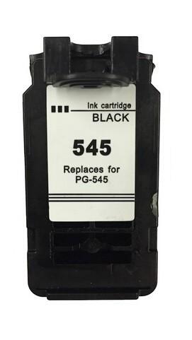 Refill Druckerpatrone Canon PG-545 XL Black, Schwarz, 8286B001, 8287B001