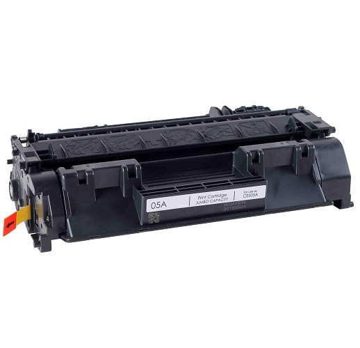 Kompatible Tonerkartusche HP CE505A, 05A, Canon Cartridge CRG 719 black, schwarz