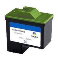 Refill Druckerpatrone Lexmark 26, 27 color, dreifarbig - 10N0026, 10N0027