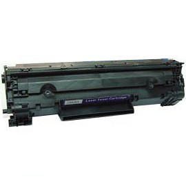 Tonerkartusche wie HP CB435A Black