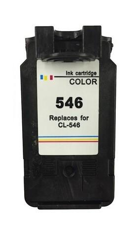 Refill Druckerpatrone Canon CL-546 XL Color, dreifarbig, 8288B001, 8289B001