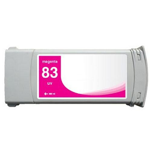 Refill Druckerpatrone HP 83 magenta - UV C4942A