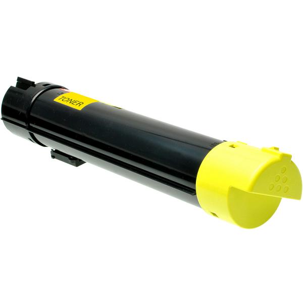XL Tonerkartusche für DELL 5130 Yellow - 593-10924, 593-10928, D607R