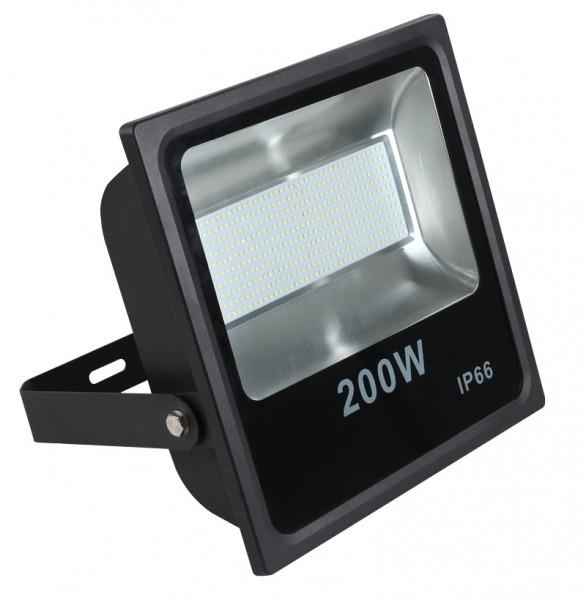 Sonderpreis - 200 Watt LED Außenstrahler, Flutlicht - Kaltweiß 6000K