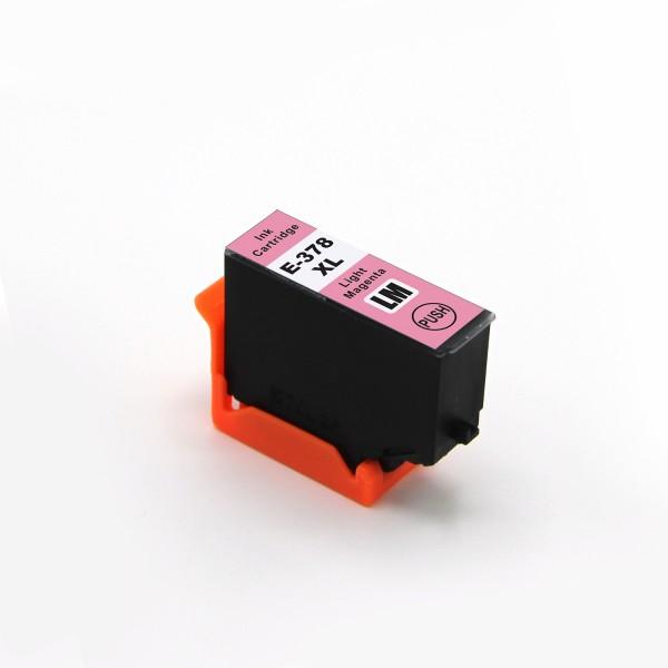 Druckerpatrone wie Epson 378 XL Light-Magenta