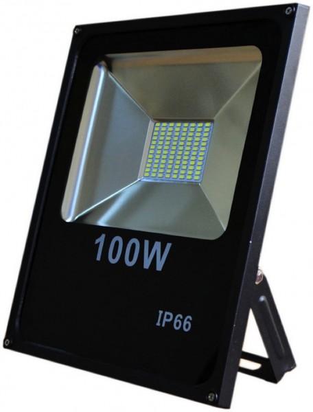 Sonderpreis - 100 Watt LED Außenstrahler, Flutlicht - Kaltweiß 6000K