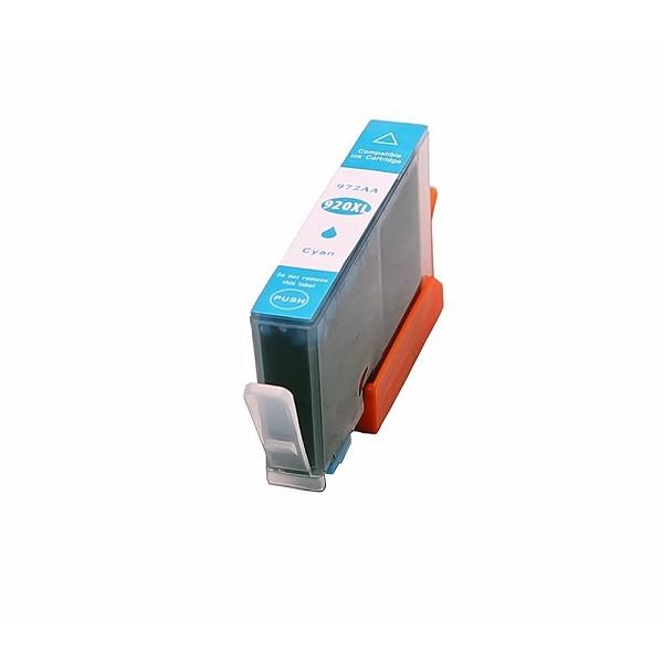 Druckerpatrone wie HP 920 XL cyan - CD972AE
