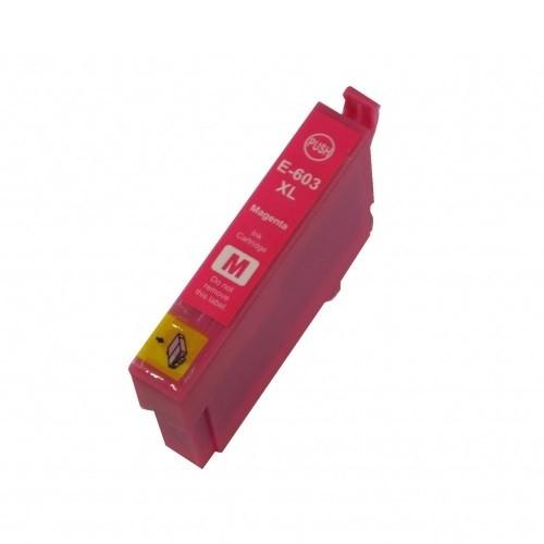 Kompatible Druckerpatrone Epson 603 XL Magenta - 3,5 fache XL Füllmenge