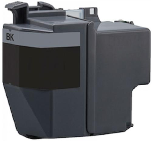 XL Druckerpatrone wie Brother LC-3217 BK, LC-3219 XL-BK Black, Schwarz