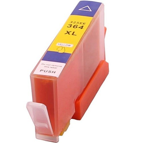 Kompatible Druckerpatrone HP 364 XL yellow - HP CB325EE, CB320EE