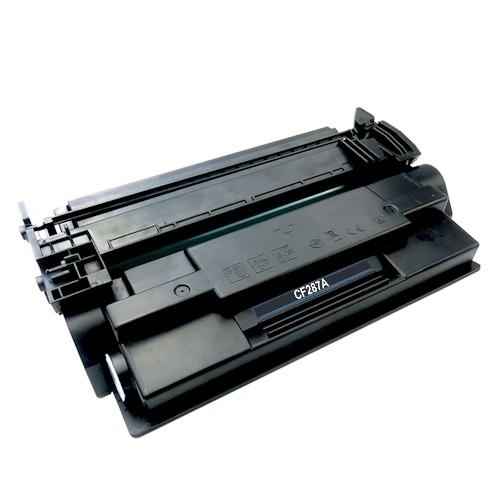 Tonerkartusche wie HP CF287A Black