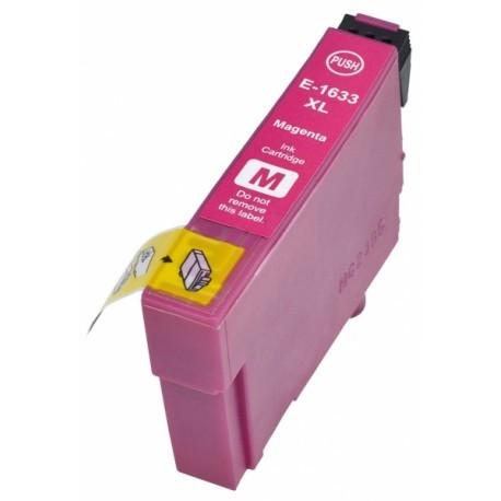 Kompatible Druckerpatrone Epson T1633, T16 XL magenta