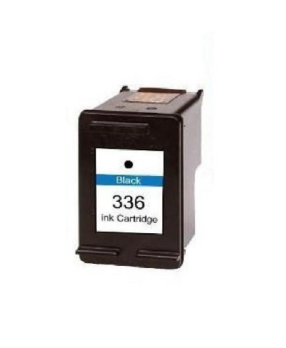 Refill Druckerpatrone HP 336 XL schwarz, black - C9362EE